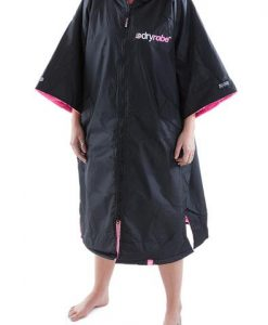 Dry robe short sleeved